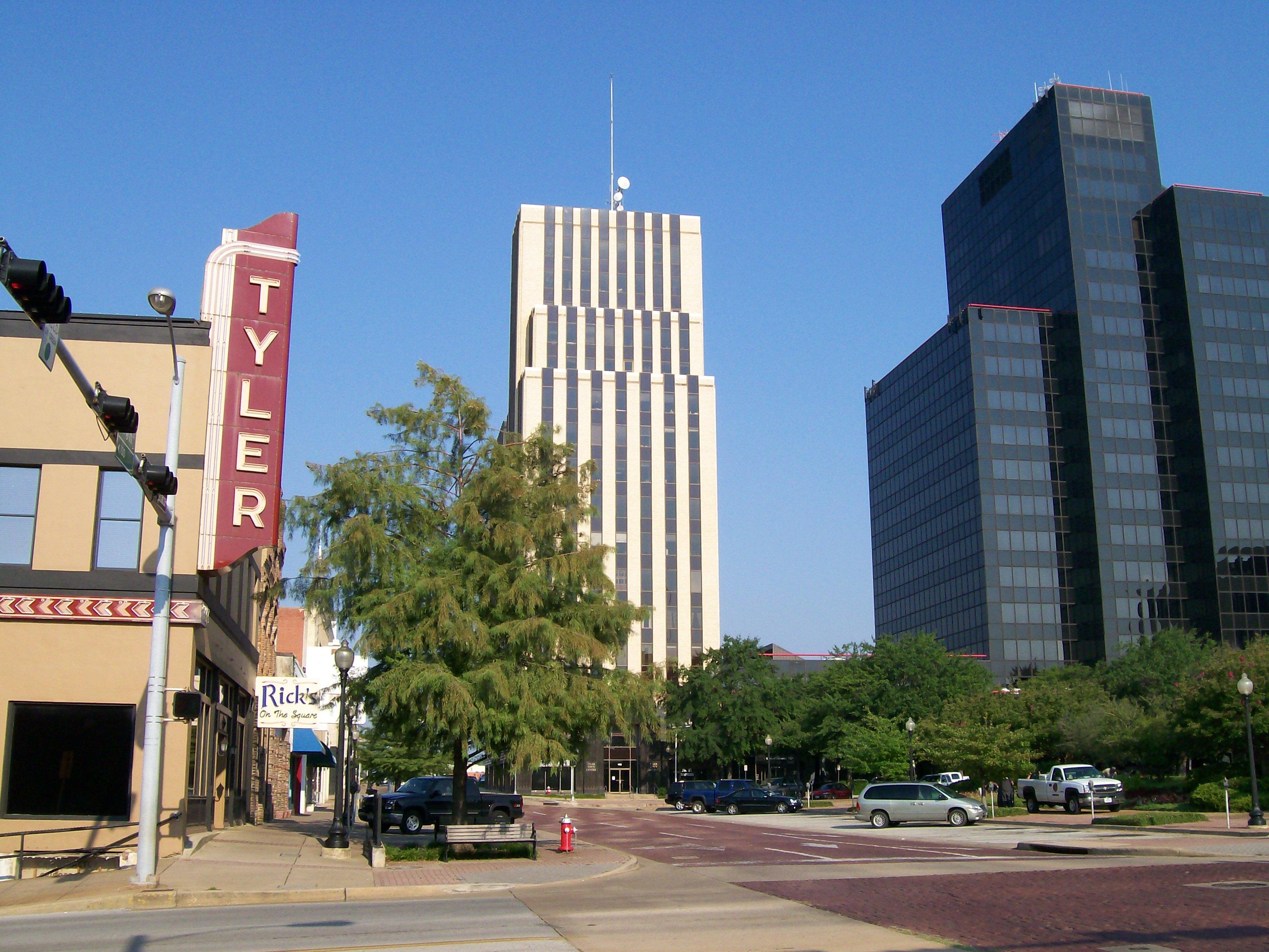 The City of Tyler, Texas